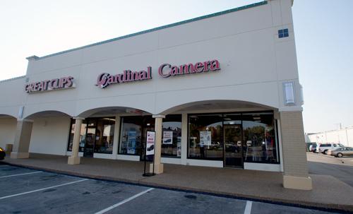 Virginia Beach, VA   Cardinal Camera